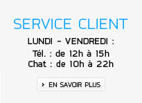 Contactez notre service client